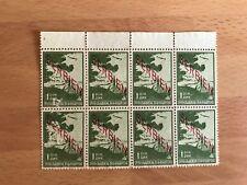 Serbia German Occupation Air Post Stamps 2NC1-10 Series MNH Blocks