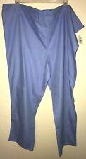 women men Peri Blossom Blue Scrubs Uniform Pants New Nwt size Plus 2X Work Wear