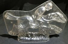 Professional polycarbonate chocolate mould - Horse And Jockey - H048