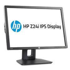 HP Z24i TFT-Monitor B-Ware LED WUXGA IPS Pivot DisplayPort DVI-D VGA schwarz