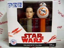 PEZ Star Wars BB8 and Rey Twin Gift Pack withi 6 packs PEZ candy