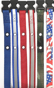 """Fits Invisible Fence Heavy Duty Nylon Replacement Collars 1"""""""