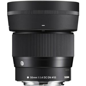 Sigma 56mm F1.4 DC DN for EF-M Mount