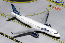 GEMINI JETS JETBLUE AIRWAYS A320-200 HI-RISE LIVERY 1:400 DIE-CAST GJJBU1657