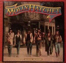 Molly Hatchet ~ No Guts...No Glory  LP (1983) Epic FE 38429