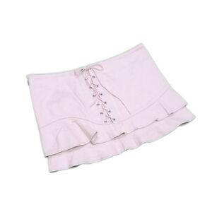Jill Stuart Skirts Beige Silver Woman Authentic Used L2165