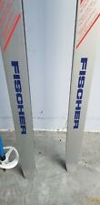 Fischer Elite Crown Cross Country Skis.