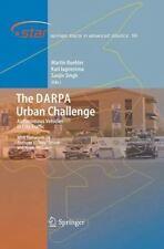 The DARPA Urban Challenge : Autonomous Vehicles in City Traffic 56 (2012,...