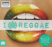 I Love Reggae Ministry Of Sound CD Audio Collection Artist Compilation 3 Discs