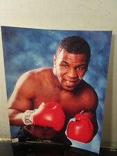 """IRON"""" MIKE TYSON Signed Autograph Auto 8x10 Picture Photo Boxing ~"""