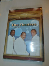 Floaters live Float Concert DVD Soul Concerts R&B The New Unopened On In