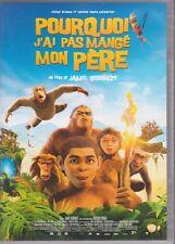 DVD POURQUOI J'AI PAS MANGE MON PERE film animation Jamel Debbouze
