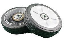 "Genuine OEM Honda 8"" Lawn Mower Rear Wheel Tire Set of 2 HRX/HXA + Many Models"