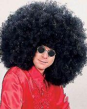 Super Jimmy Wig - Fancy Dress Hendrix 1970s Black Disco Afro