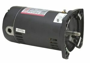 A.O. Smith Century SQ1102 Full Rated 1 HP 3450RPM Single Speed Pool Pump Motor