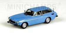 wonderful MINICHAMPS-modelcar  VOLVO P 1800 ES 1972 - safirblue - 1/43 - lim.ed.