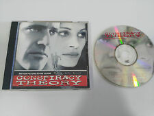 CONSPIRACY THEORY CONSPIRACION SOUNDTRACK OST BSO CD 1997 WARNER