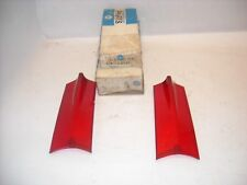 MOPAR NOS 1964 1965 BARRACUDA 1965 VALIANT REAR TAIL LAMP LIGHT LENSES