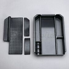 Center Console Armrest Secondary Storage Box Tray Container for 2014 TOYOTA RAV4