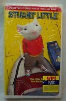 Stuart Little VHS VIDEO 2000 NEW in Shrinkwrap