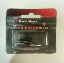 RadioShack 1mm Conical Soldering Tip #64-2189