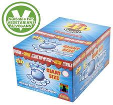 Zed Candy ICE BOMBS GIANT Jawbreakers VEGAN Gobstoppers BubbleGum Sweets Retro