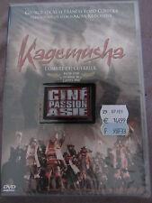 Kagemusha de Akira Kurosawa avec Tatsuya Nakadai, DVD, Guerre, NEUF!!!