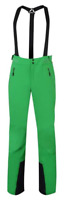 Nevica Aspen Ski Pants Trousers Mens Green Salopettes Braces Size 2XL XXL *REF89