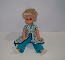 vintage 1970s Doll, Sleep Eyes, Hong Kong