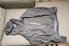 Arc'teryx Alpha FL Jacket, Men's Small, Anvil (gray)