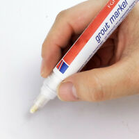 Home Tile Grout Marker Repair Wall Pen White Grout Marker for Tiles XL