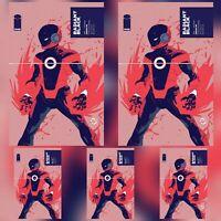 RADIANT BLACK #2 3RD PRINT ~ 5 COPIES ~ IMAGE ~ PRESALE 5/19