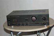 TECHNICS SU-V470 STEREO INTEGRATED AMPLIFIER AMP PXS CAP. MM/MC 450W Class AA