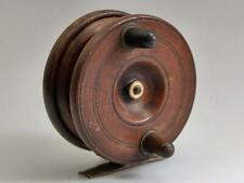 Gamages of Holborn Fishing Reel c1920s