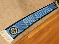 Philadelphia Union 5th Season Ticket Holder Scarf - Supporter Section SOB MLS