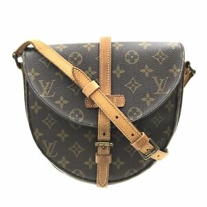 100% Authentic Louis Vuitton Monogram Chantilly GM M51232 [Used] {09-0159}