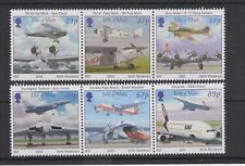 ISLE OF MAN MNH UMM STAMP SHEET 2003 CENTENARY OF POWERED FLIGHT SG 1067-1072