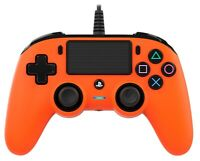 NACON Controller Wired Orange PS4 PLAYSTATION 4 PS4OFCPADORANGE NACON