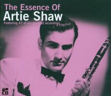 ARTIE SHAW The Essence of Artie Shaw 2cd NEUF