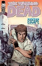 SDCC Comic Con Walking Dead Escape #100 Variant Signed Robert Kirkman Poster