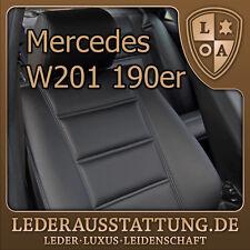LEDERAUSSTATTUNG DE Mercedes 190 W201 Sitzbezüge,Autositzbezüge,Schonbezüge NEU