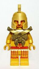 LEGO 7985 - ATLANTIS MINI FIG - GOLDEN KING / POSEIDON MINIFIGURE