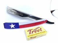 PUERTO RICO BARBER CUT THROAT STRAIGHT SHAVING RAZOR SHAVETTE RASOI RASOIRS