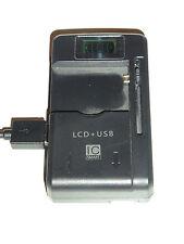 Cargador de baterias universal, para cualquier móvil
