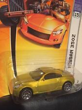MATCHBOX NISSAN 350Z HARD TO FIND COLOR MOC RARE! Free Shipping