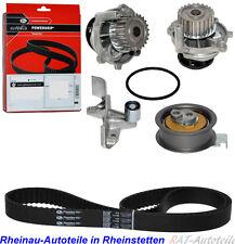 GATES Zahnriemen+2xSpann/Umlenkrolle+Wasserpumpe AUDI A4 A6 AVANT Cabri0 2.0 ALT