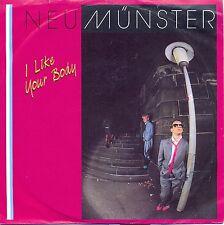 "Neumünster: I Like Your Body 7"" Vinyl Single"