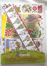 Kit de Fabricación de Tarjetas Completo desde 'Let's Make tarjetas's