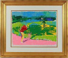Leroy Neiman Golf Art Prints