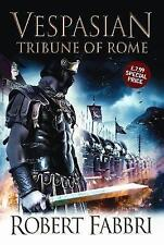 ROBERT FABBRI _ VESPASIAN TRIBUNE  OF ROME _ HB  _ SHOP SOILED  ___ UK FREEPOST